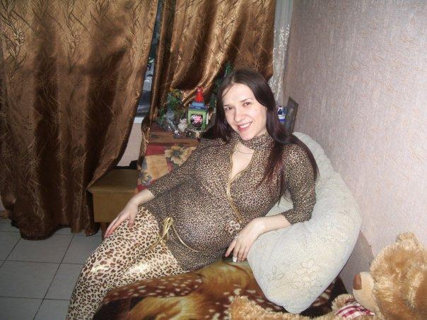 Дианочка в животике. Беременность