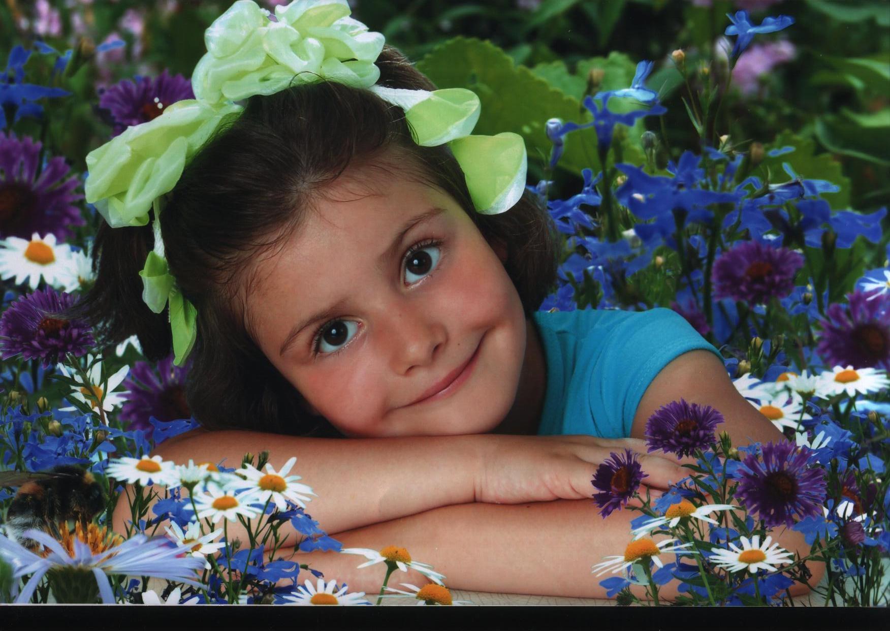 СОЛНЕЧНАЯ УЛЫБКА. Детские портреты