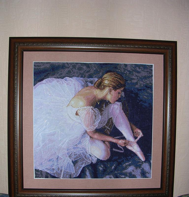 Балерина. Женские образы