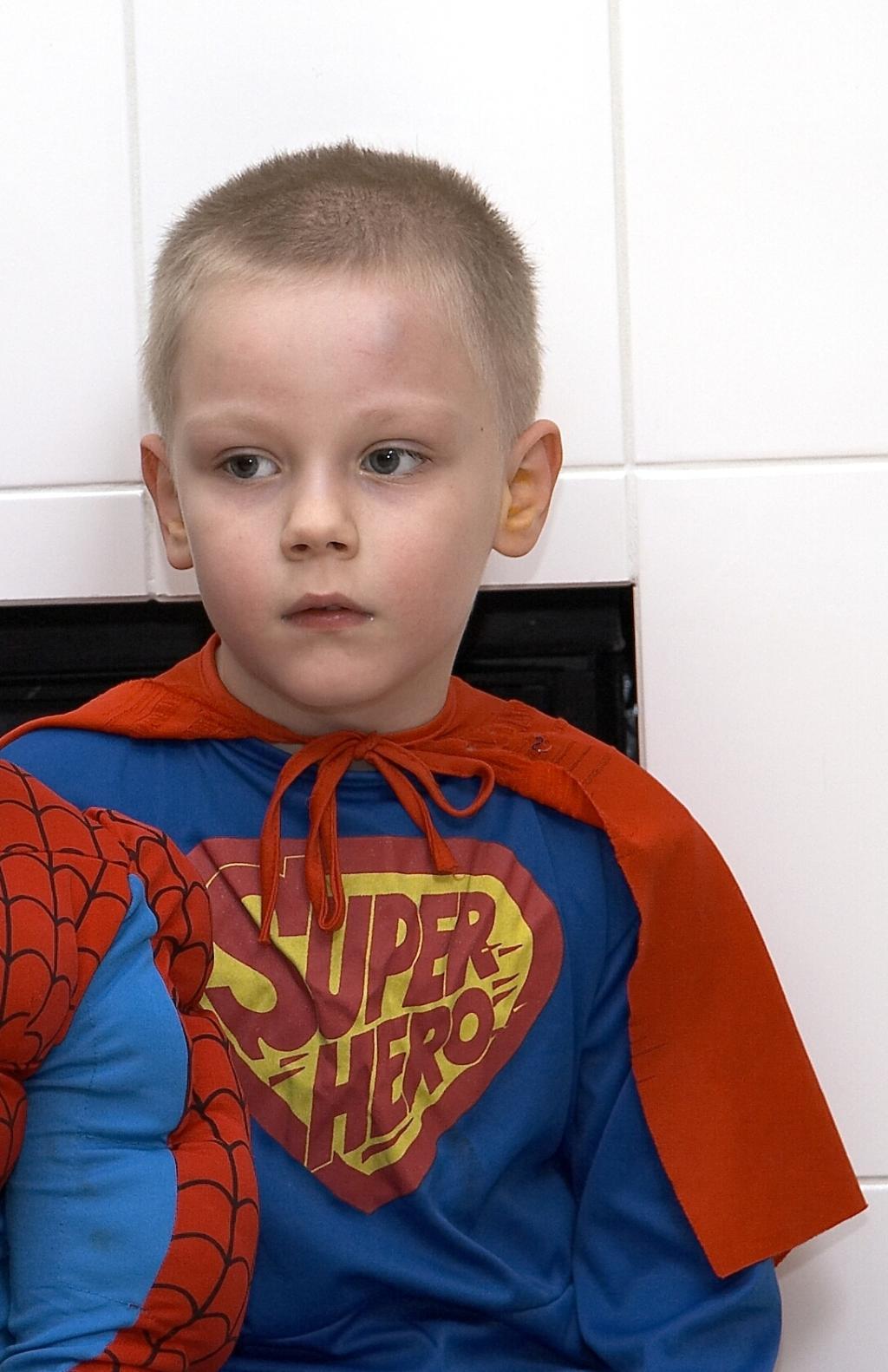 человек паук .