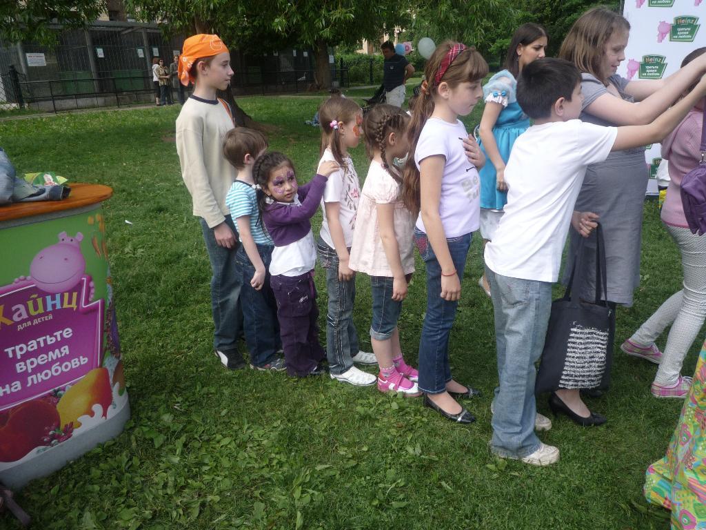 праздник. 29.05.2010 День рождения 7и - 10 лет (Усадьба Трубецких в Хамовниках)