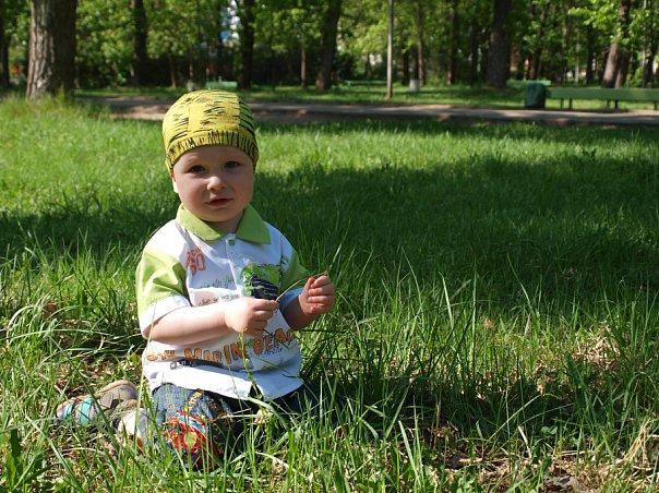Даниэлька-юный натуралист.