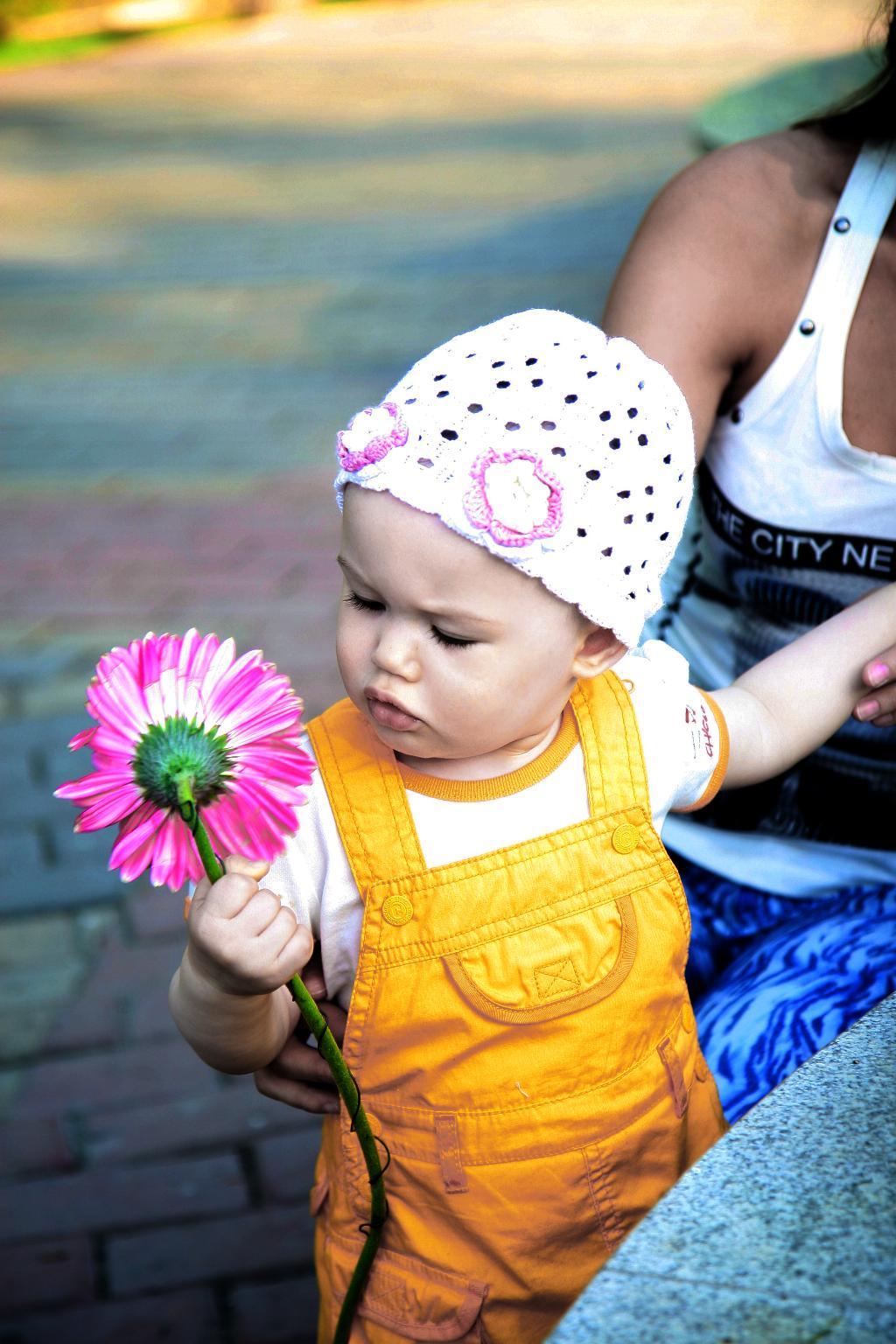 Наш цветочек. Юный натуралист