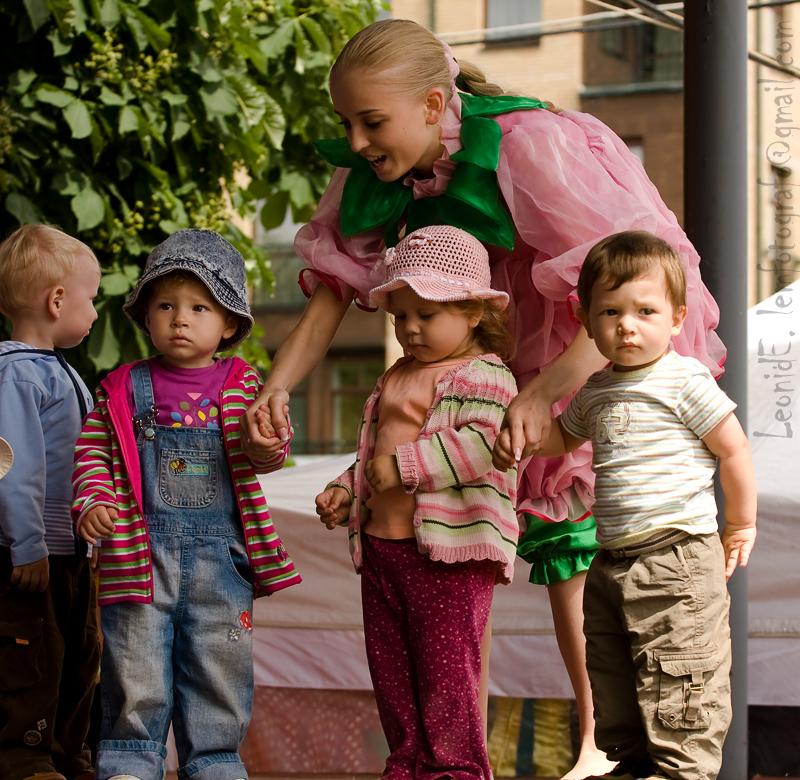 29.05.2010 День рождения 7и - 10 лет (Усадьба Трубецких в Хамовниках)