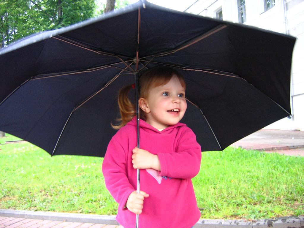 А мне дождик ни почем.... Да здравствует дождь!