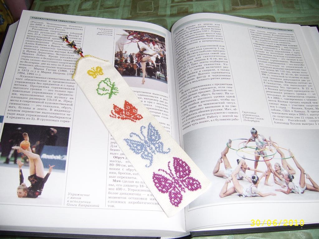 Ventli для Lapka8. 2010 Проект 'Закладка'