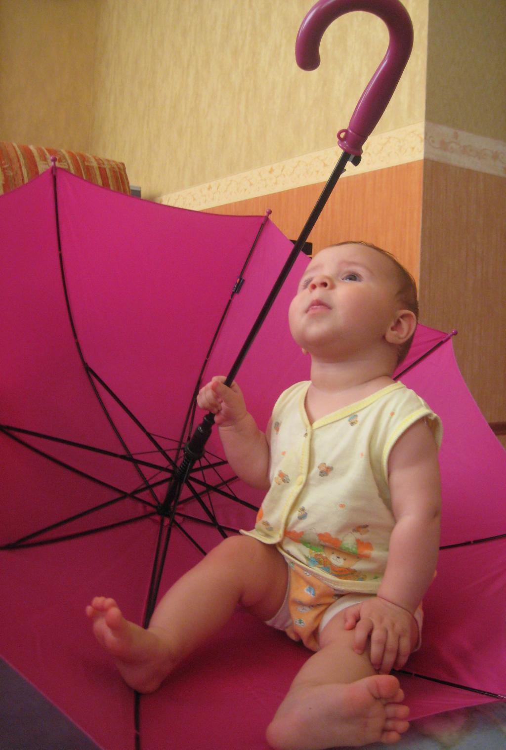 ну и как ваш зонтик работает?. Да здравствует дождь!