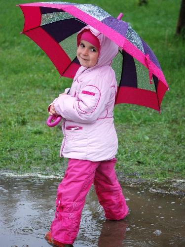 лей, лей - не жалей и Настеньку полей!!!. Да здравствует дождь!