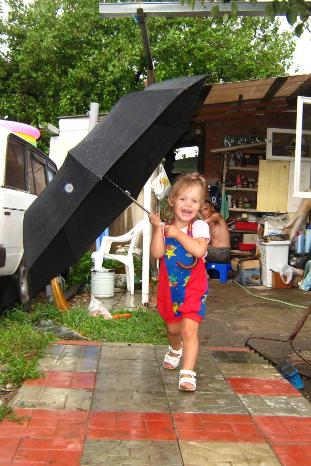 Дождь!!! Я мне нравится!!!!. Да здравствует дождь!