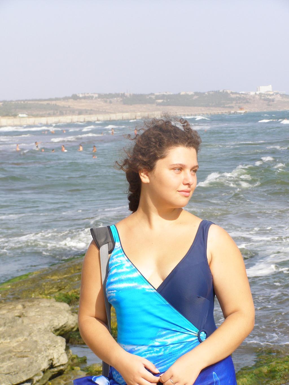 На берегу Каспийского моря!. Я на солнышке лежу