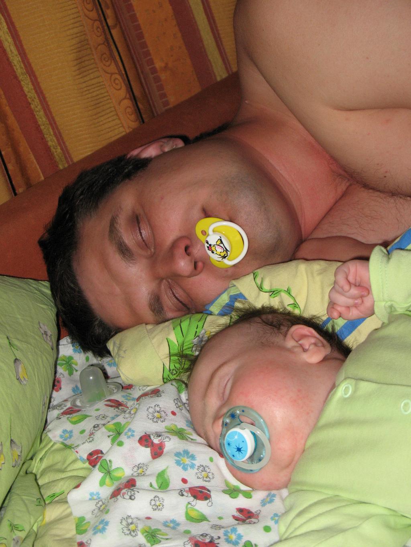 Спят усталые игрушки. Расстаемся с соской