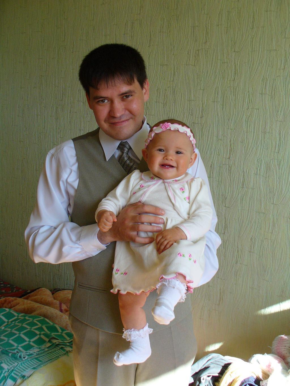 Папина доча!. Дети улыбаются