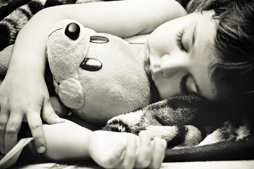 носики-курносики сопят. Закрытое голосование фотоконкурса 'Спят усталые игрушки'