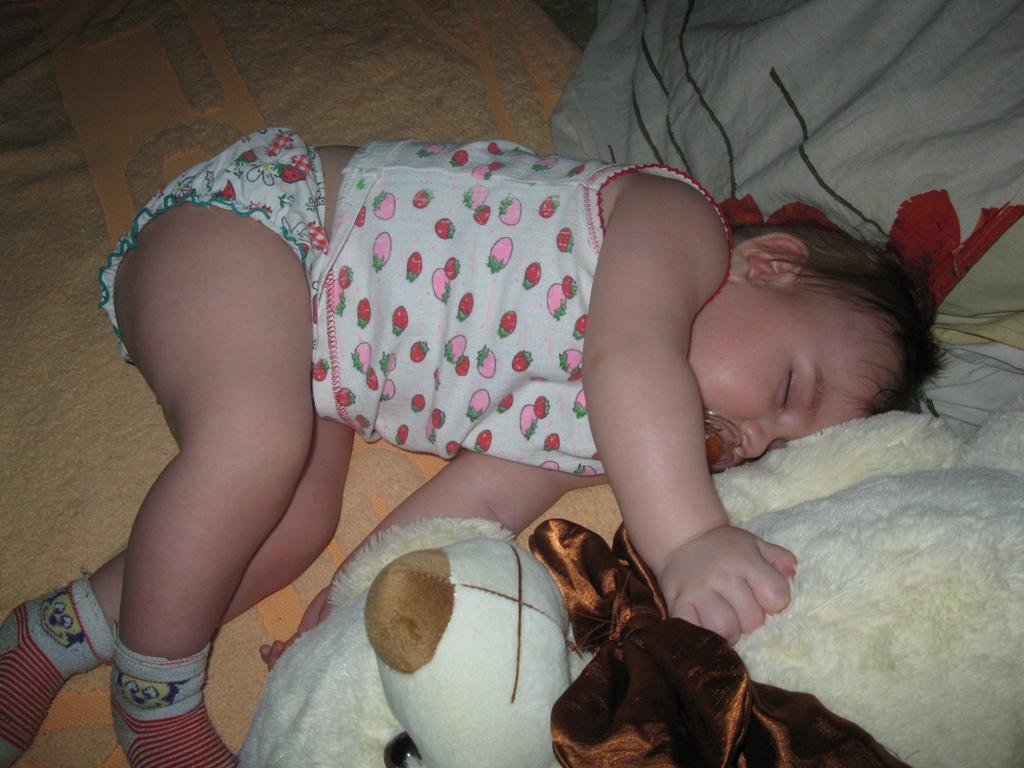 Спи, младенец , мой прекрасный. Закрытое голосование фотоконкурса 'Спят усталые игрушки'