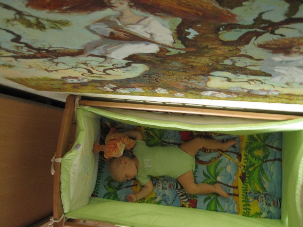 у Лукоморья дуб зеленый.... Спят усталые игрушки