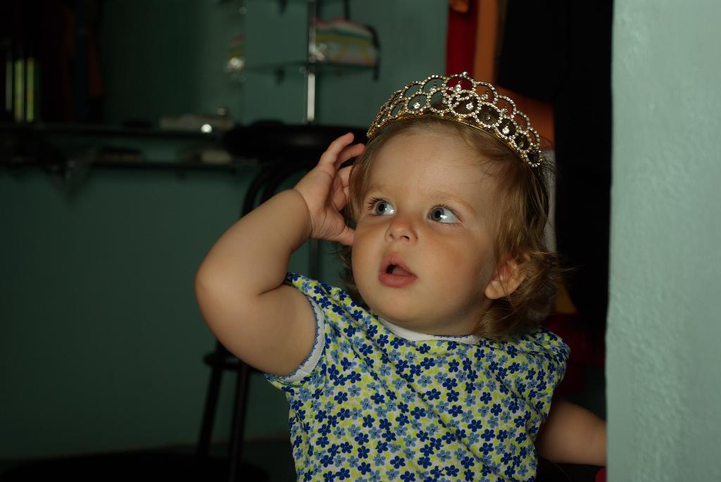 Принцесссса!!!. Первый День рождения