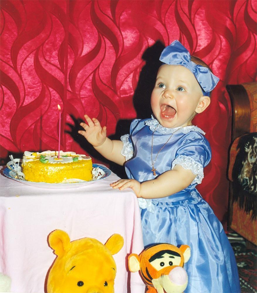 Первый День рождения. Закрытое голосование фотоконкурса 'Первый День рождения'