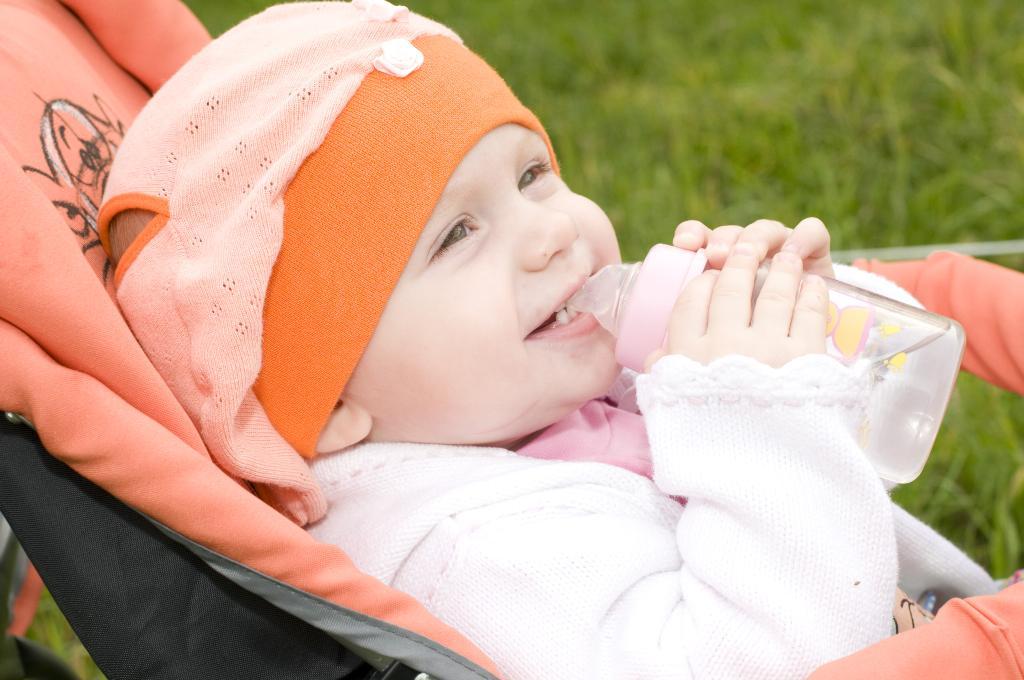Оранжевое Чудо. Мои первые зубки