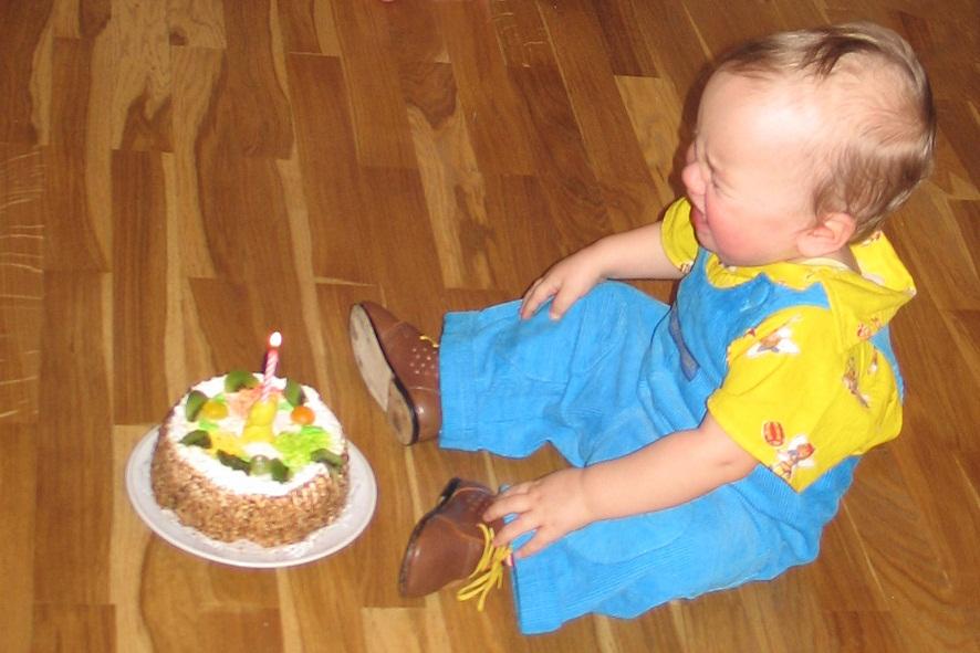 Огонёк такой красивый  ???. Закрытое голосование фотоконкурса 'Первый День рождения'