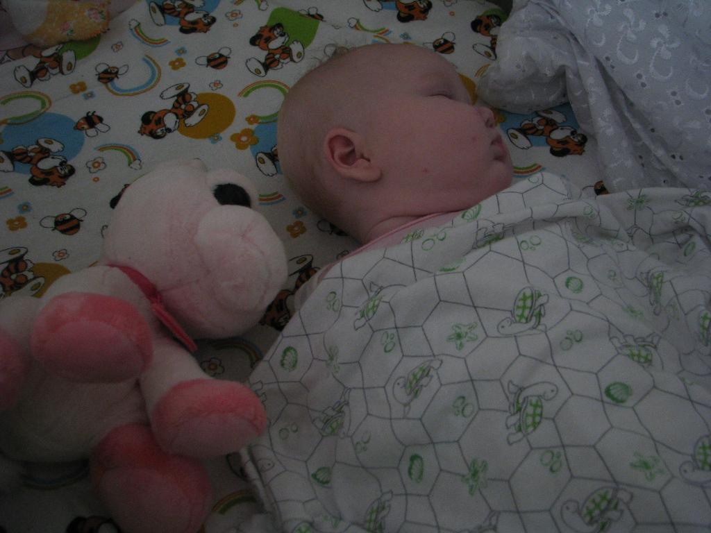 Как хорошо когда рядом друзья!. Спят усталые игрушки