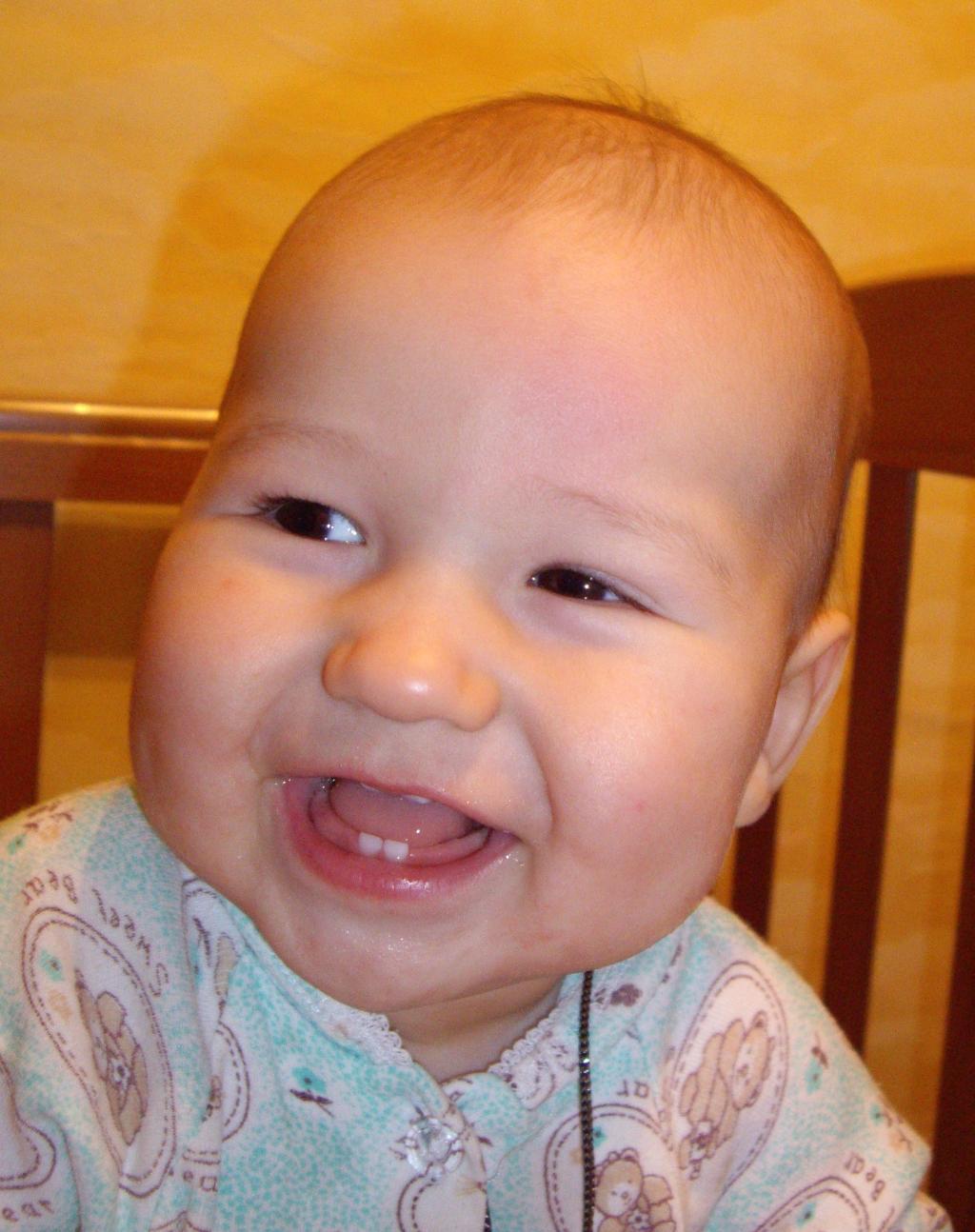 Я - зубастое счастье!. Мои первые зубки
