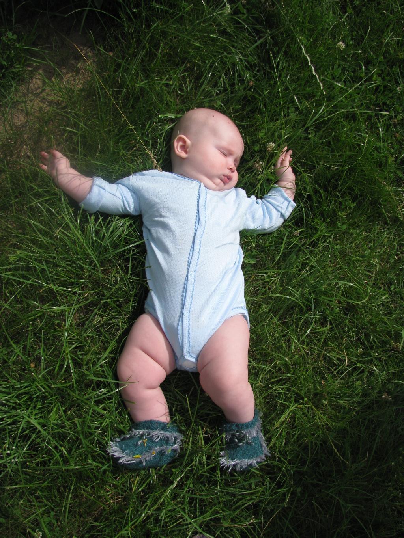я на солнышке лежу!.