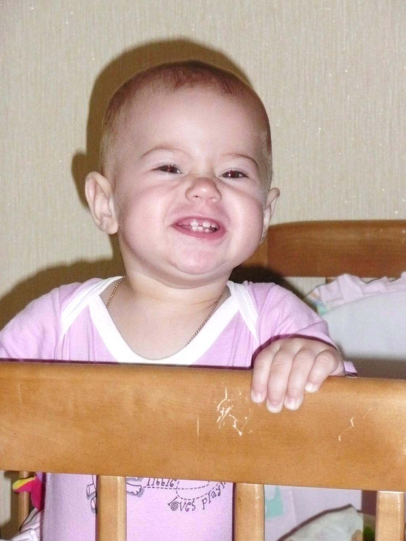 Мои первые зубки. Мои первые зубки