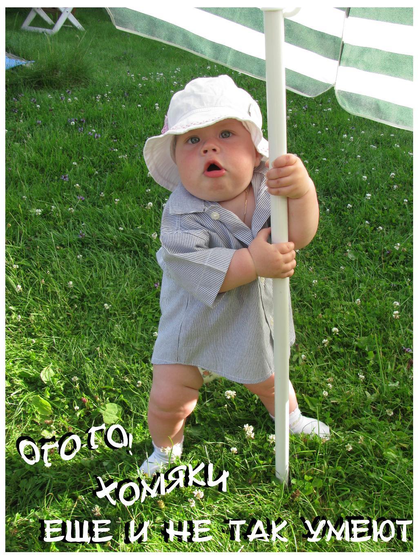 Лисичка под зонтом  =^_^=.