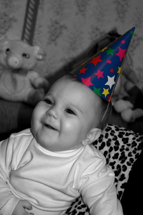 Радость!. Первый День рождения