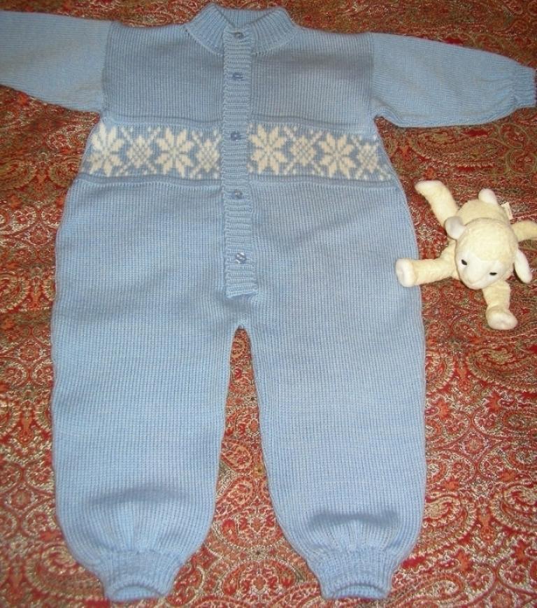 Комбинезон-поддева.. Одежда для детей