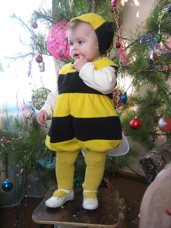 Моя пчелка.. Новогодний карнавал