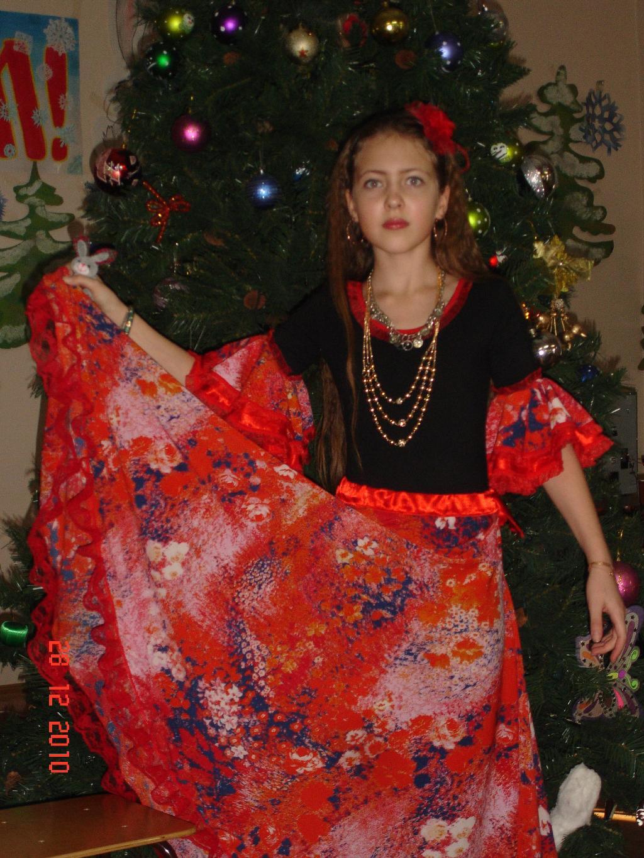 Эсмеральда. Новогодний карнавал