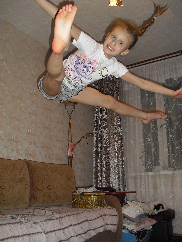 Воздушная акробатика. Закрытое голосование фотоконкурса 'Моя тренировка'