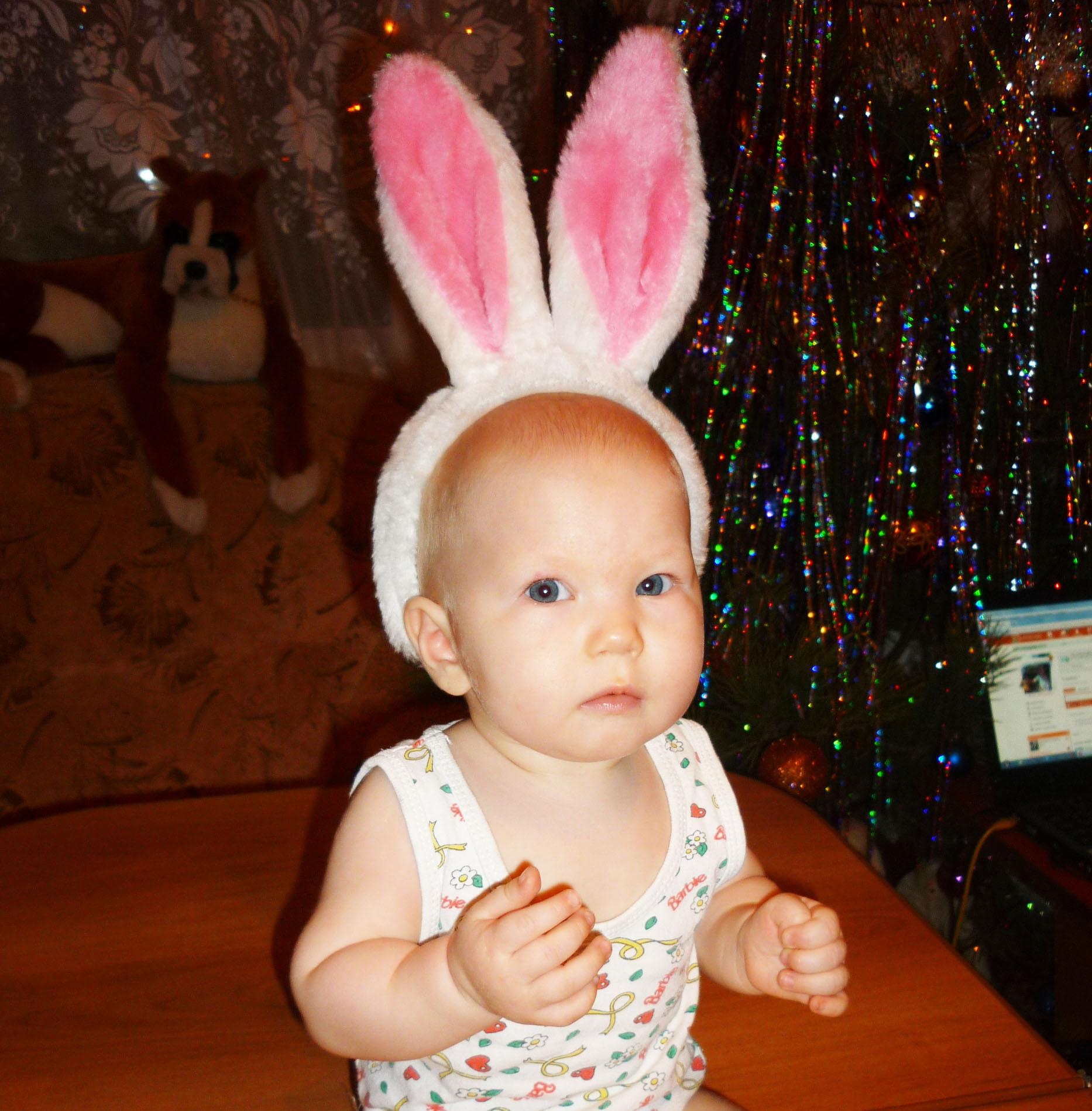 Кролюша. Новогодний карнавал