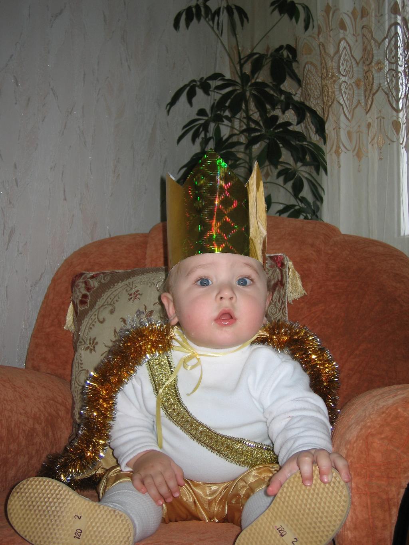 Вот такой вот маленький принц!. Новогодний карнавал