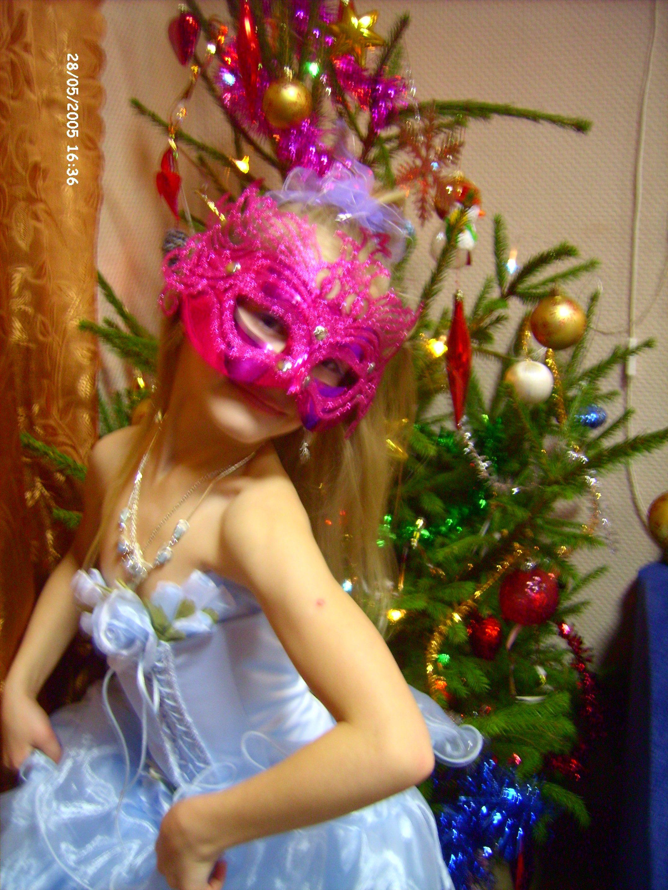 Мне бы на бал!. Новогодний карнавал