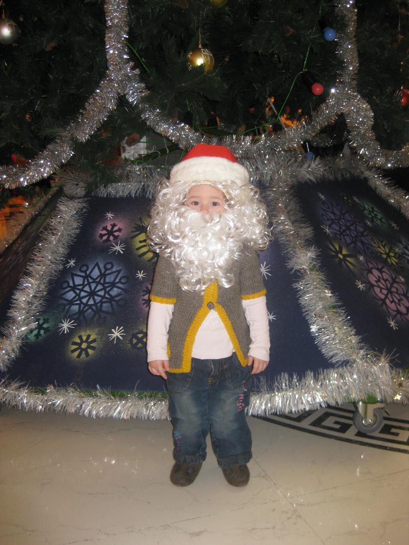 маленький Дед Мороз. Новогодний карнавал