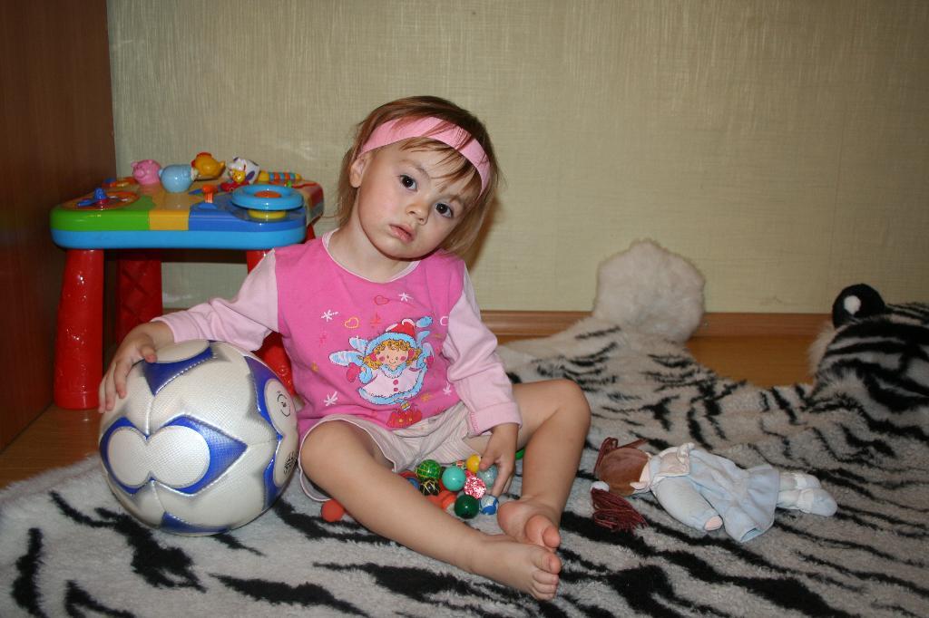 Девчонка с мячиком.. 7яне с призами