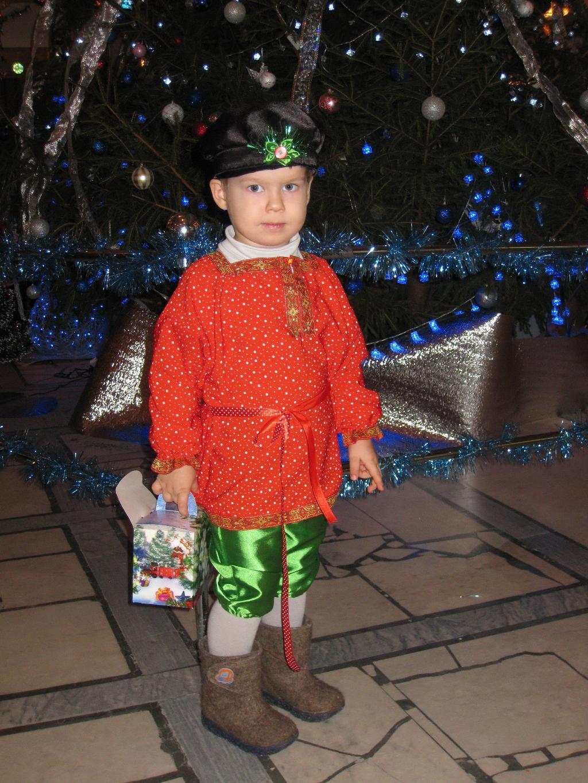 мой русский мальчишечка!. Новогодний карнавал