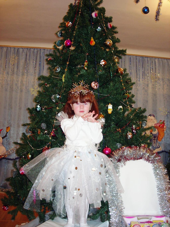 Снежинка. Новогодний карнавал