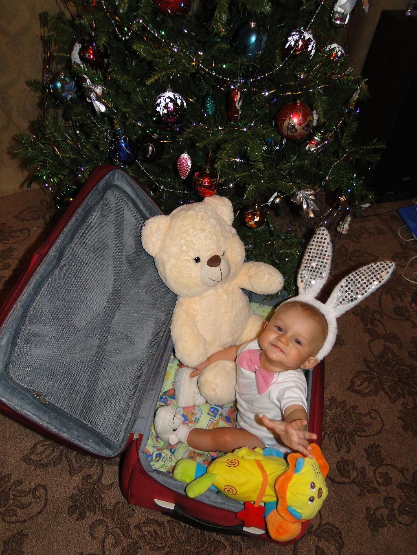 Подарок от Деда Мороза.. Новогодний карнавал