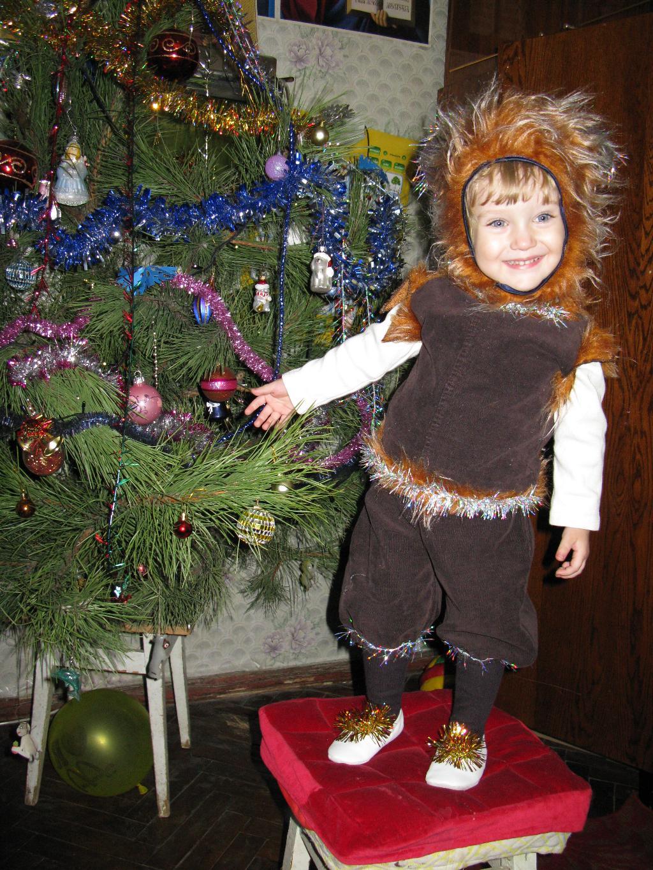 я мишка косолапый. Новогодний карнавал