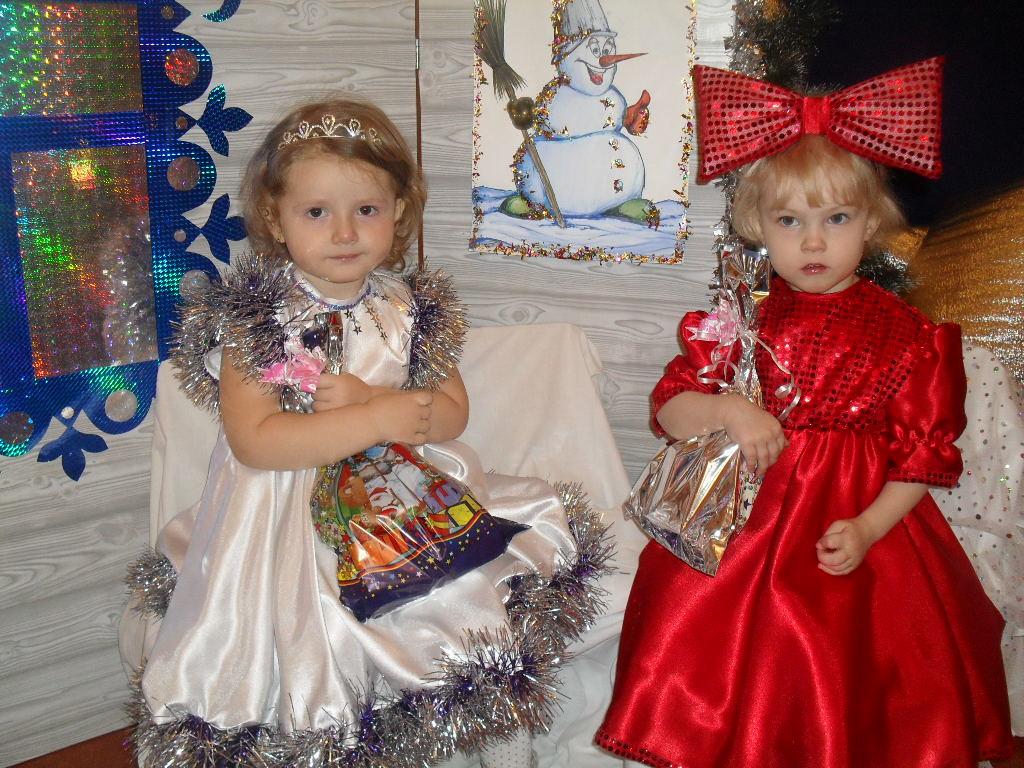 Новый год в садике!. Закрытое голосование фотоконкурса 'Новогодний карнавал'
