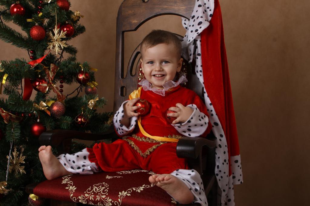 маленький принц. Новогодний карнавал