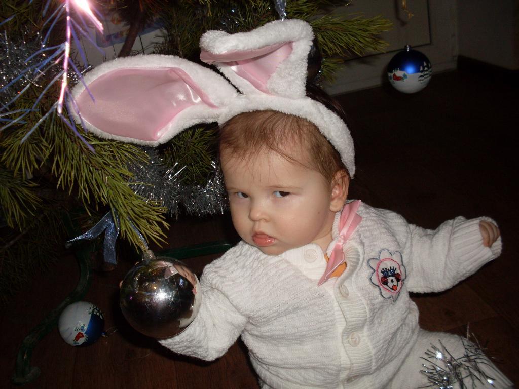 Где моя морковка???. Новогодний карнавал