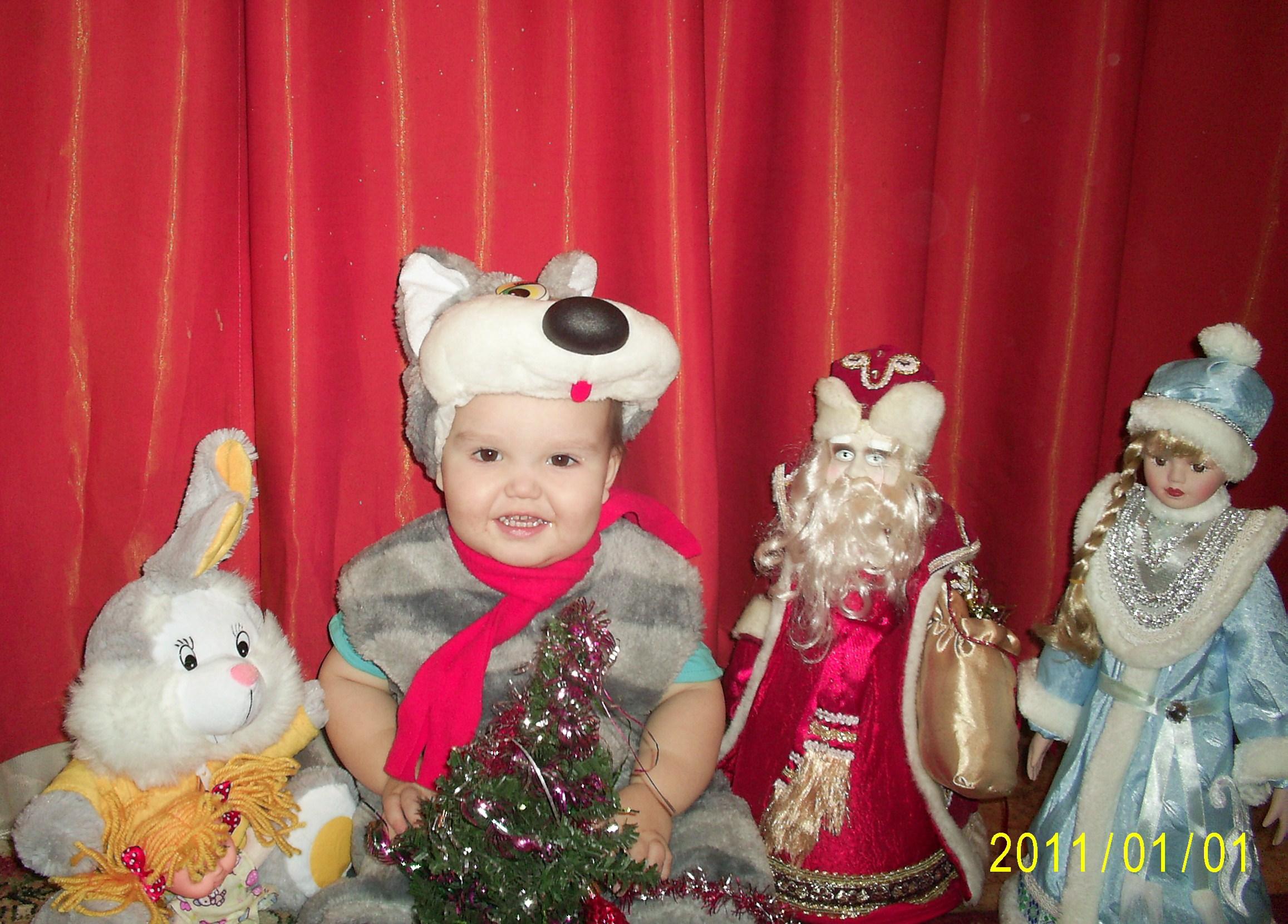 Кот Матроскин!)). Новогодний карнавал