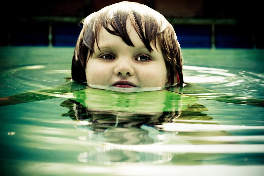 Скоро чемпионат по плаванию!. Моя тренировка