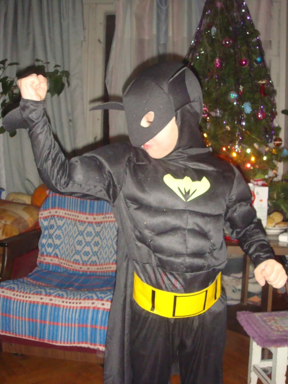 Бэтмен. Новогодний карнавал
