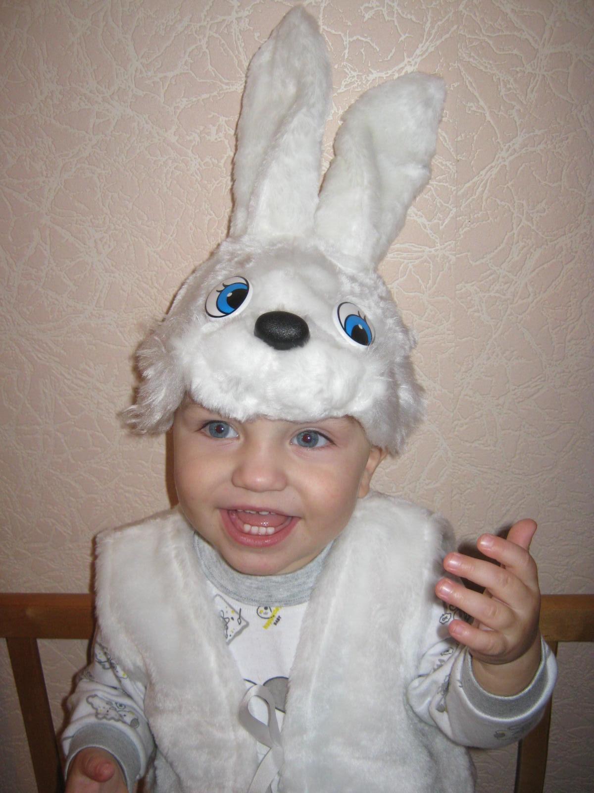 Мой маленький зайчонок. Новогодний карнавал