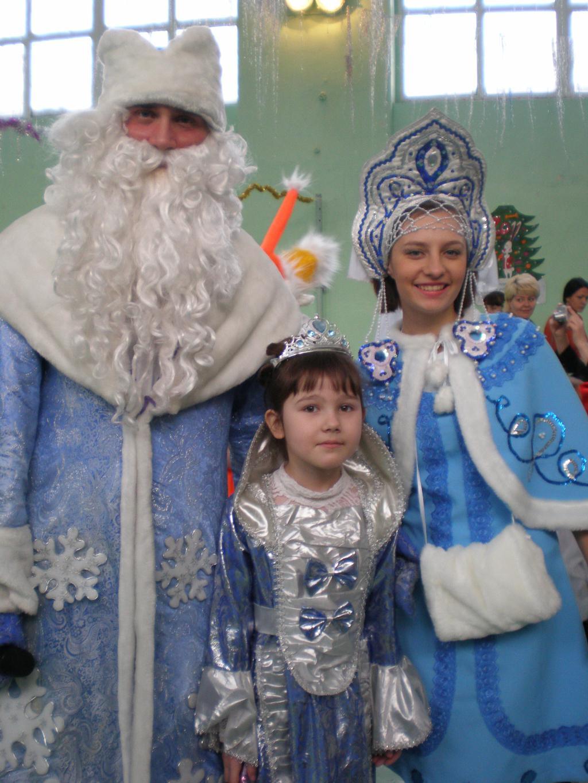 Моя снежная королева. Новогодний карнавал